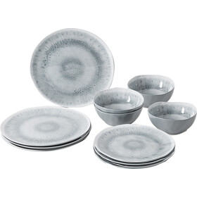 Brunner Midday Set de platos, design pearl